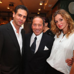 Yoav.Yael and Paul Anka.Port Events